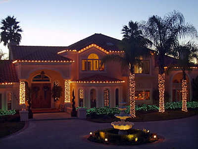 Christmas Light Decoration Los Angeles 877 - 539 - 6112