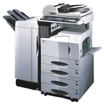 Copier Printer Scanner Fax All In One