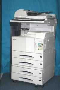 Rioch Digital Copier Printer Refurbished 100% Warranty