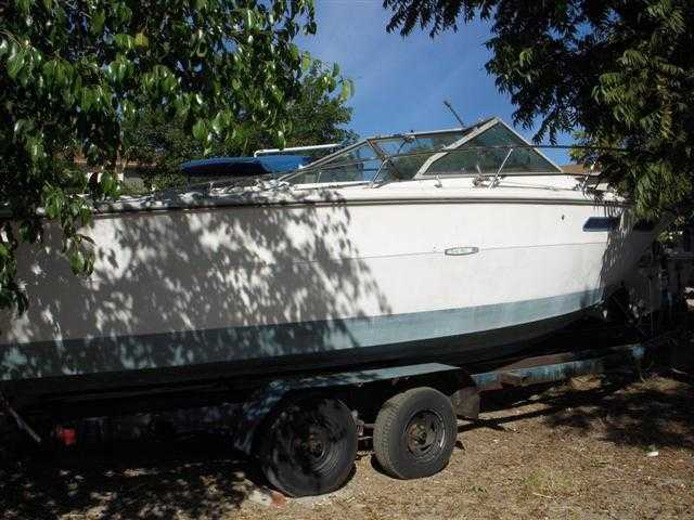 1976 Sea Ray, Cuddy Cabin