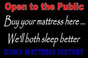 Sleep Well? Back Sore? Stiff Joints? Bad Mattress!