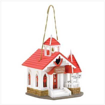 Birdhouse, Wedding Chapel