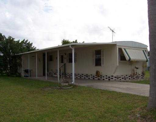 1273 Ibis Drive - Mobile Home