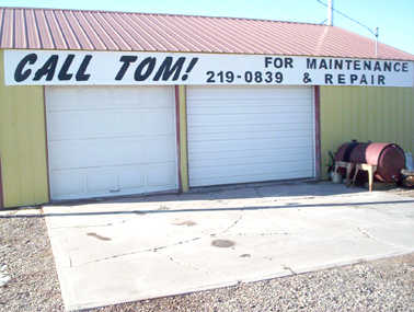 Call Tom! For Small Equipment Maintenance And Repair 208 - 219 - 0839