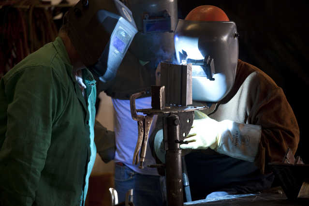 Welding Apprenticeship In Louisville, Ky