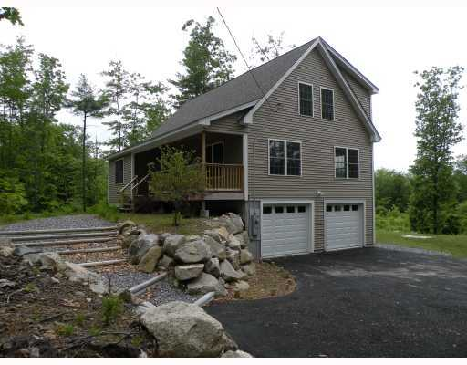 $264,900 Brand New Cape Minutes From Shawnee Peak Ski Resort