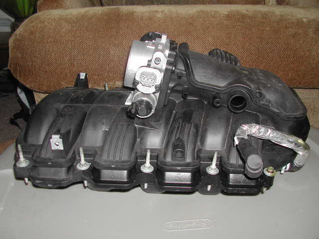 Jeep Grand Cherokee Dodge 4.7 Intake Manifold V8