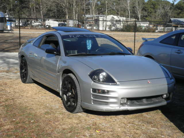 2001 mitsubishi eclipse gt mitsubishi eclipse gt coupe 7 000 holly ridge. Black Bedroom Furniture Sets. Home Design Ideas