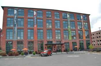 Incredible 2 Bedroom Loft In Downtown Lowell!
