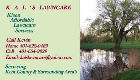 K A L's Lawncare