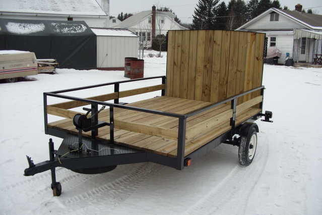 Custom And Standard Built Trailers