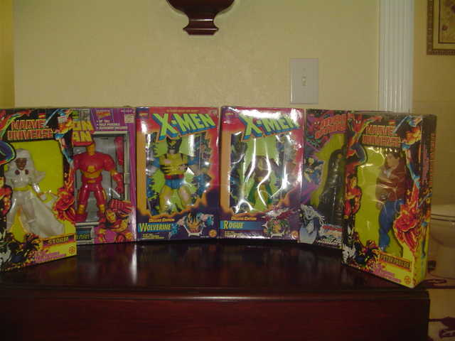 Marvel Collector Action Figures