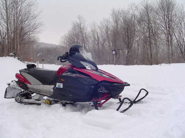 2006 Yamaha Attak For Sale