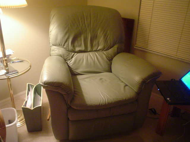 Lazy Boy Leather Chair Used Lazy Boy 250 The Villages