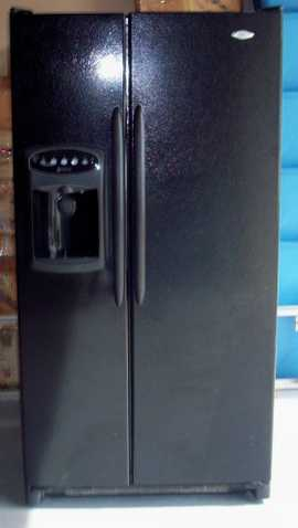 Maytag 26 Cubic Ft Side By Side Refrigerator Used Maytag