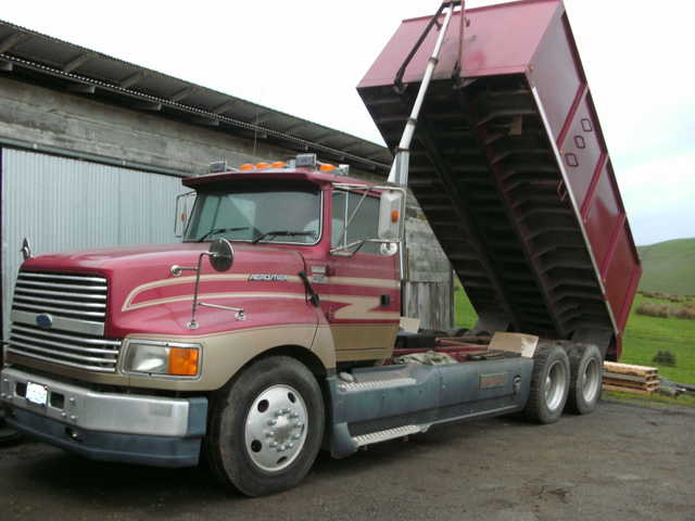 1995 Ford 10 Wheeler Areomax Ln9000