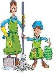 Two Broads And A Broom (Cleaning Services)