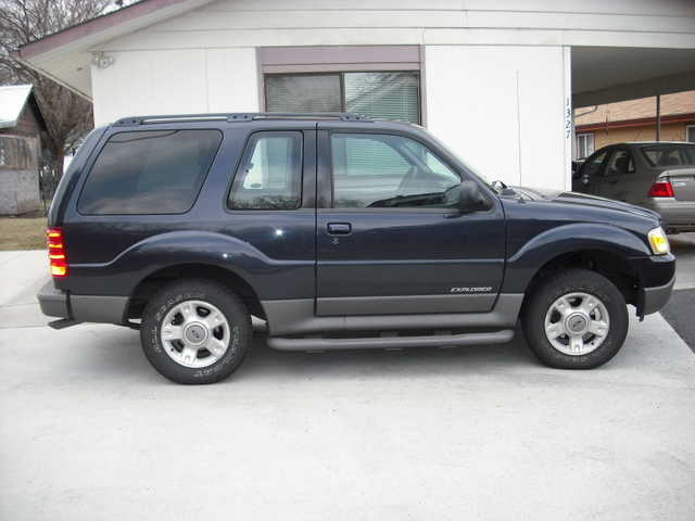 2002 Ford Explorer Sport 2 Door 6500 Ford Sport 2 Door