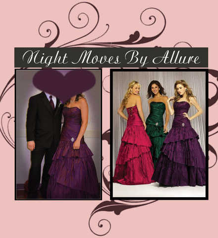 By Allure 2010 Night Moves 5878 Prom Dress And Taboo Dress