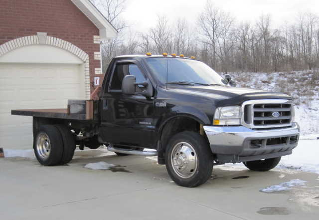 2002 Ford F - 450 Xlt Super Duty With 7.3 Ltr. Powerstroke