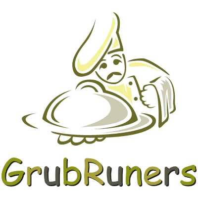 Grubruners We Deliver From Any Restaurant To You Door.