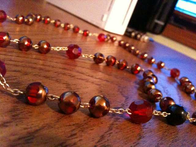 Hand - Made Rosary's
