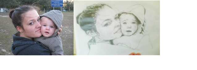 I Can Draw Anything! Personalized Drawings From Ur Fav. Photo!$15