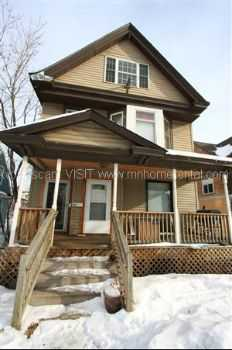 Nice 3 Bedroom, With Hardwood Floors And Eat In Ki