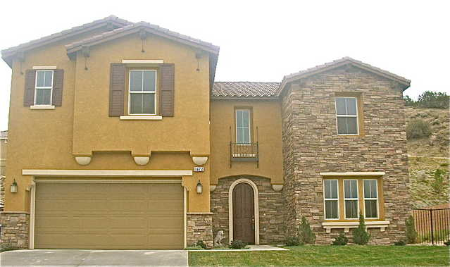 Tuscany Style Newer Home, Foothill Views West Palmdale - Quartz Hil