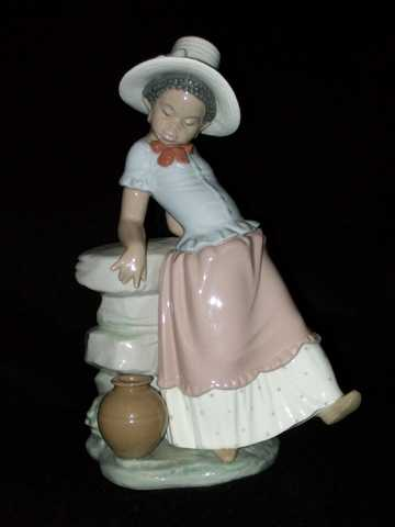 Lladro The Black Legacy Collection