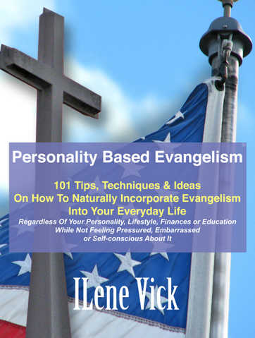 Christian Book: Personality Based Evangelism - 101 Tips