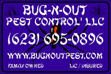Bug Out Your Home Today With Bug - N - Out Pest Control Llc