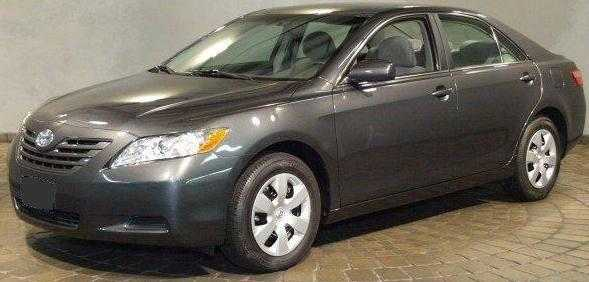 2007 Toyota Camry Le - Only 15k Miles - One Owner