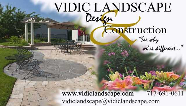 Vidic Landscape Design & Construction
