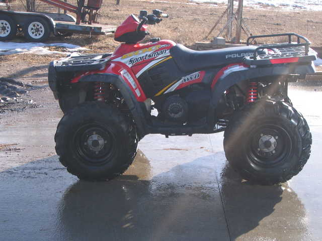 For Sale 2004 Polaris 600 Sportsman 4x4