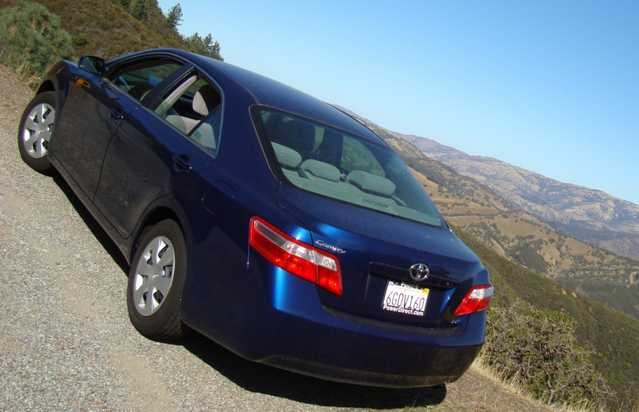 2009 Toyota Camry Le 4 - Cyl $14700 Obo $