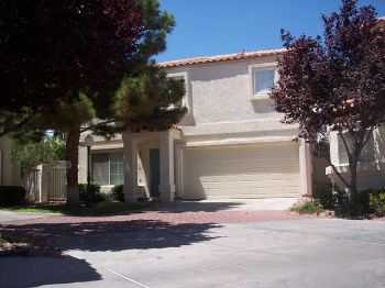Peccole Area 2 Story In Gated Community! Very Nice