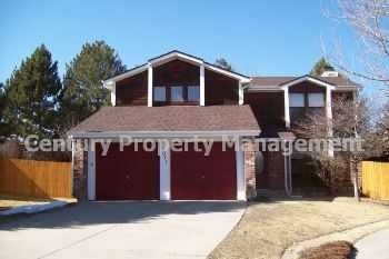 Single Family Rental Home In Thornton