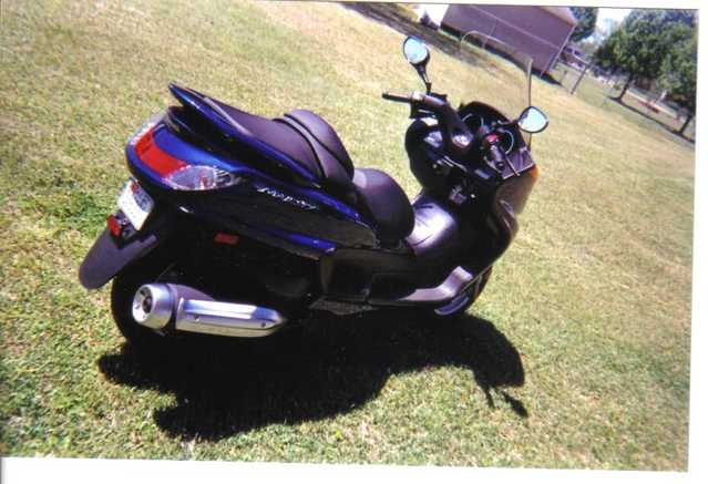 2005 Yamaha Majesty Scooter