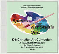 Christian Art Curriculum, K - 8