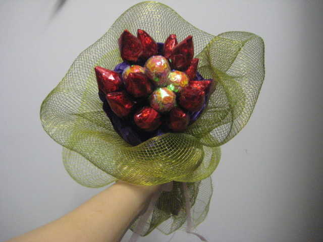 Candy&chocolate Bouquet!