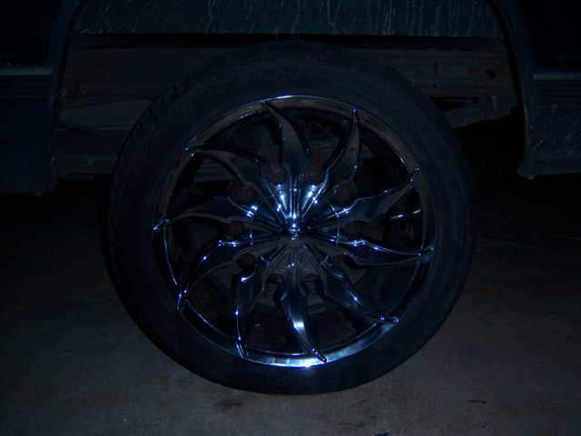 Martin Bros. Death Star Rwd (931c) Rims $1600 Obo