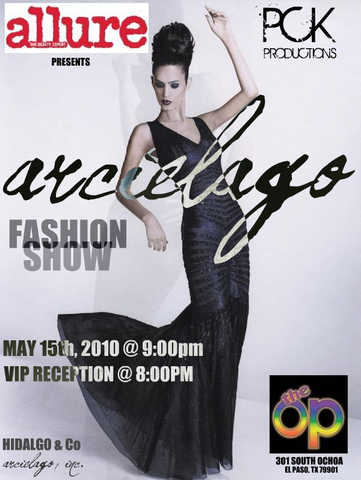 Model Auditions For The Arcielago Fashion Show