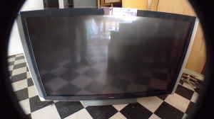 Sony 70 Xbr Grand Wega Model Kdf - 70xbr950 Lcd Projection Hdtv -