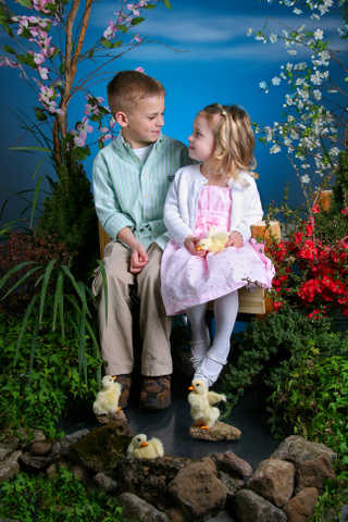 $25 Easter Portrait Sessions - March 20th & 21st Only