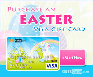 Easter Giftcards