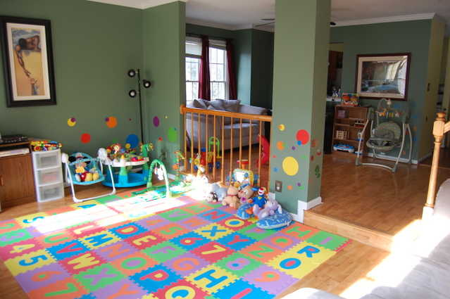 New Home Daycare In Ashburn Village