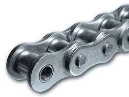Stainless Steel Roller Chain, Size 25, 35, 40, 41, In 10ft Boxes,