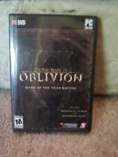 Oblivion Game For Your Pc