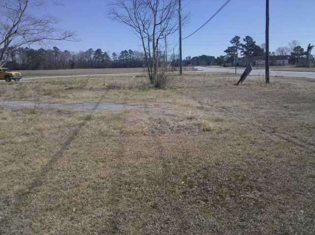 1 / 2 Acre Corner Lot For Sale